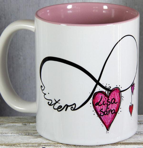 Geschenke Schwester  Geschenkideen für Freunde und Familie beste Freundin