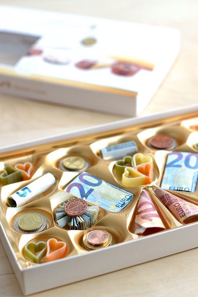 Geschenke-Spiele-Ideen  Die besten 25 Geldgeschenke geburtstag Ideen auf