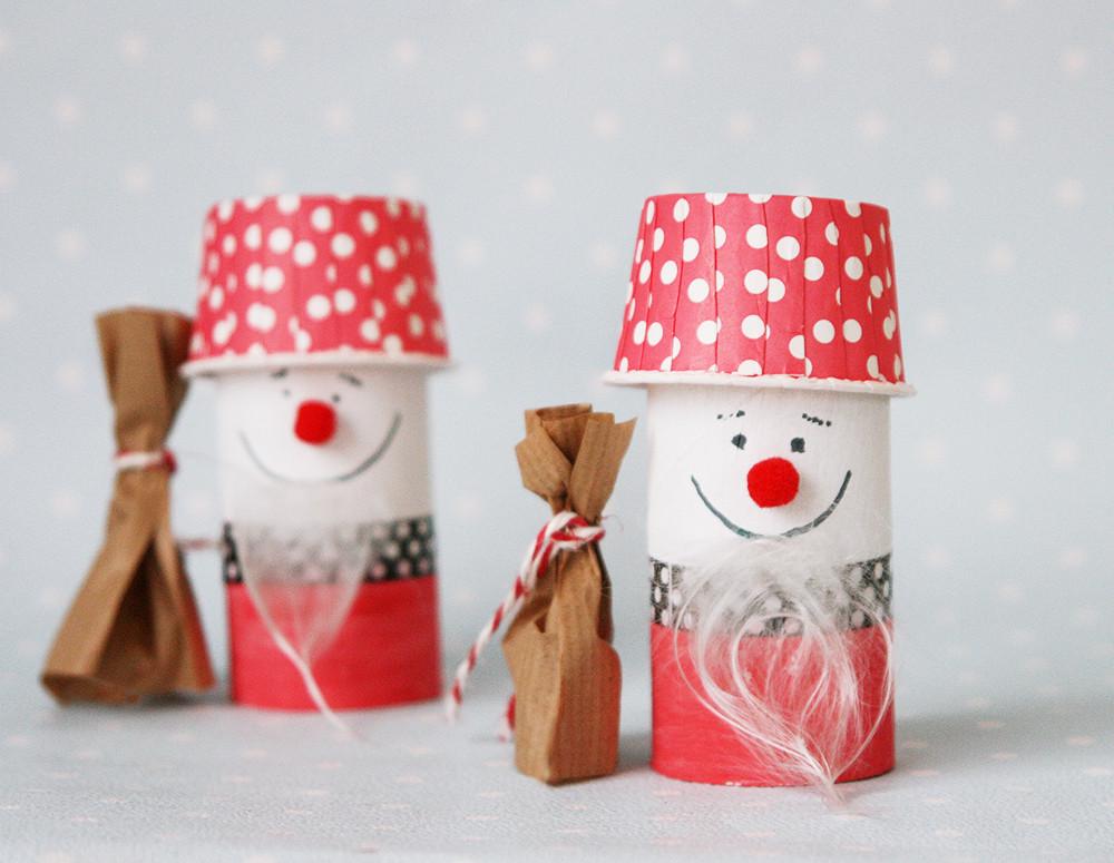 Geschenke Zu Nikolaus  Nikolaus Geschenke Basteln