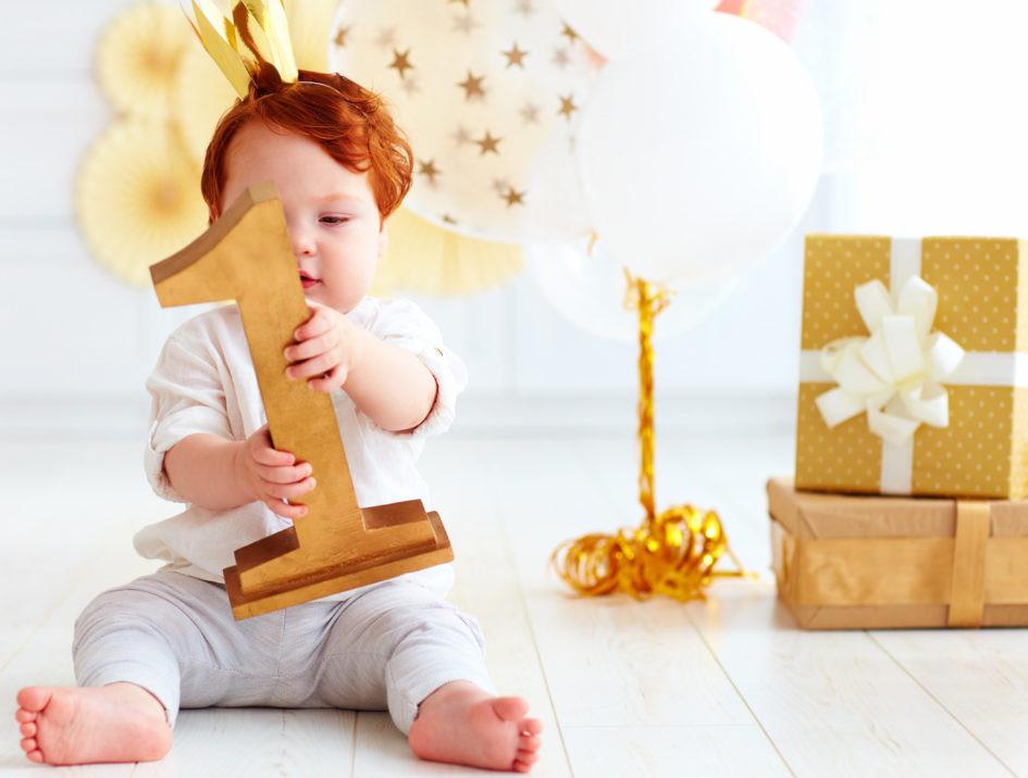 Geschenke Zum 1. Geburtstag  Geschenke zum 1 Geburtstag Tipps und Ideen