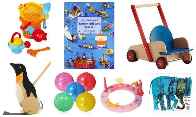 Geschenke Zum 1. Geburtstag  wundervolles erstes lebensjahr 5 sinnvolle geschenke