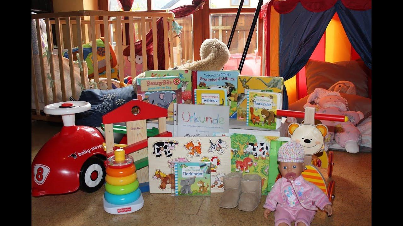 Geschenke Zum 1. Geburtstag Mädchen  Erster Geburtstag von Mariella│Outfit Kuchen & Geschenke