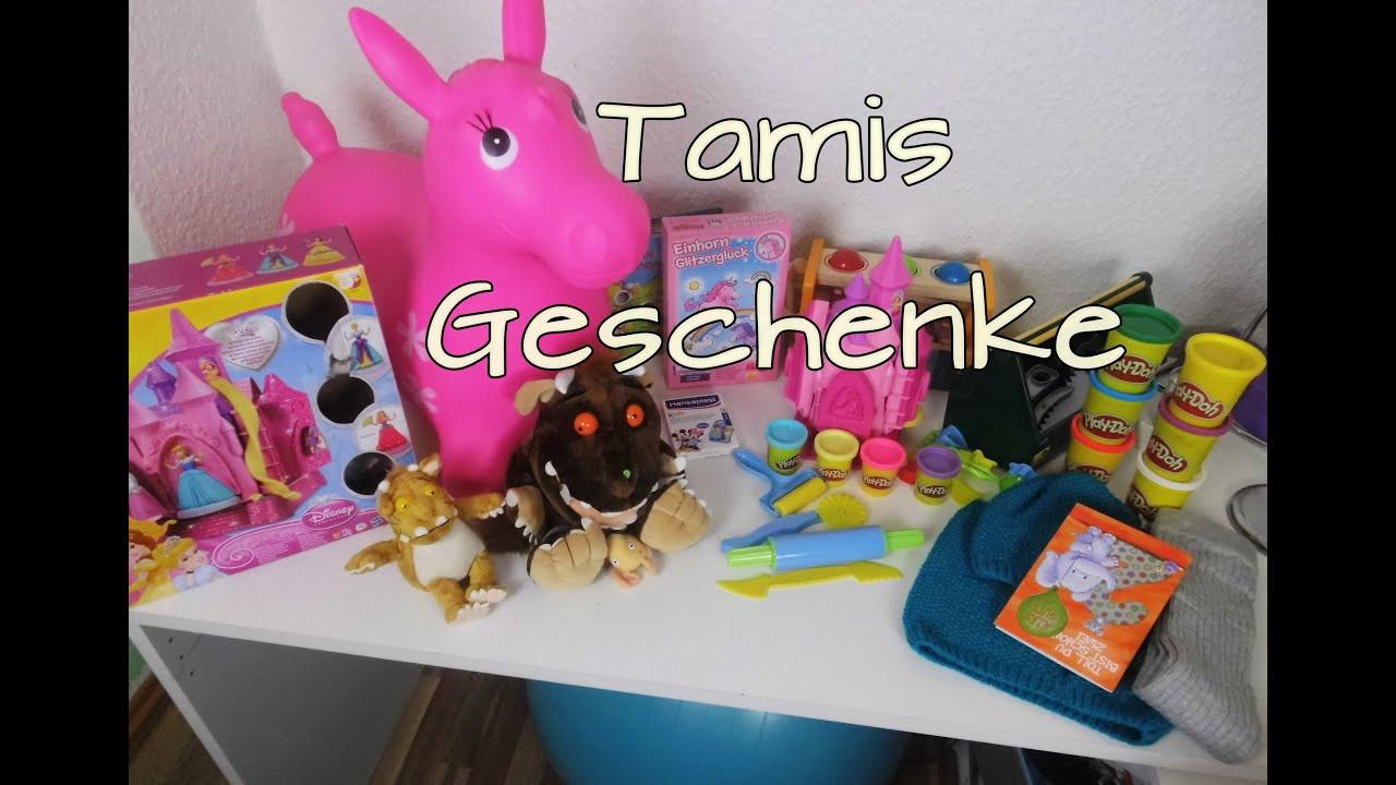 Geschenke Zum 1 Geburtstag Mädchen  GESCHENKE ZUM 2 GEBURTSTAG ll Mami VonTami