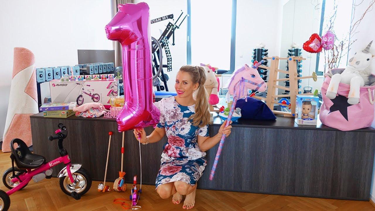 Geschenke Zum 1 Geburtstag Mädchen  LILLYS GESCHENKE Was gab es zum 1 GEBURTSTAG