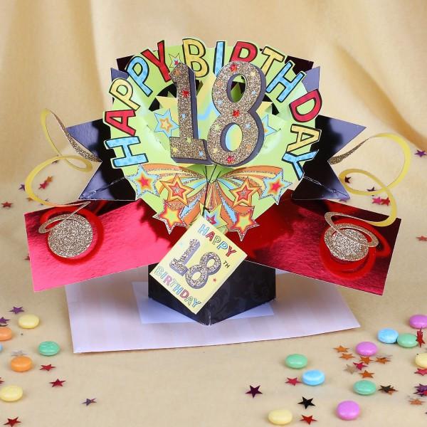 Geschenke Zum 18 Junge  Download 18 Geburtstag Geschenk Basteln
