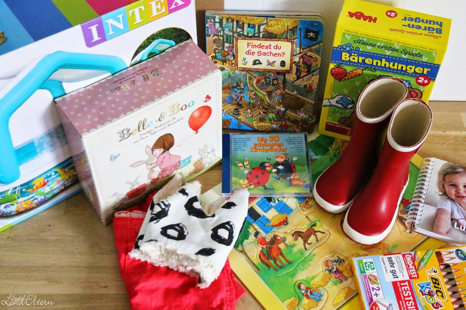 Geschenke Zum 2 Geburtstag  Lus 2 Geburtstag inkl Geschenkideen