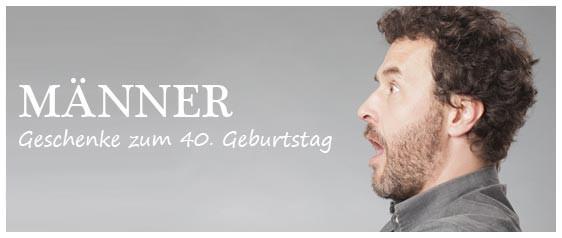 Geschenke Zum 40 Mann  Geschenke Zum 40 Geburtstag Frauen – llamada de