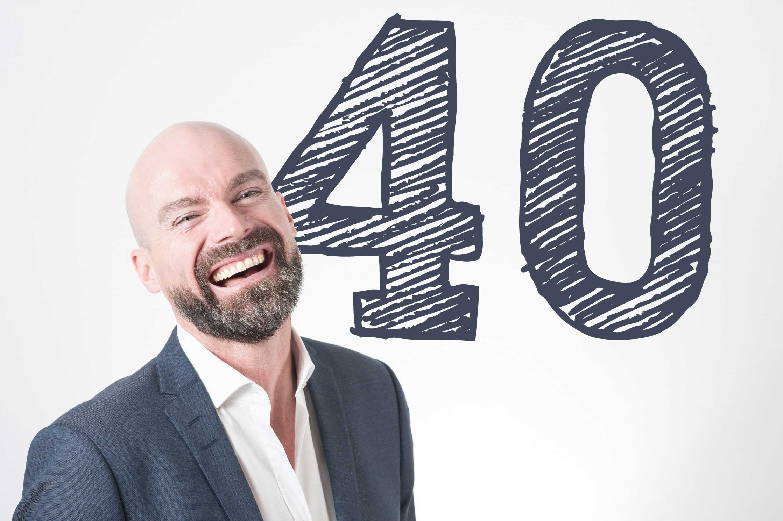 Geschenke Zum 40 Mann  Geschenke zum 40 Geburtstag für den Mann