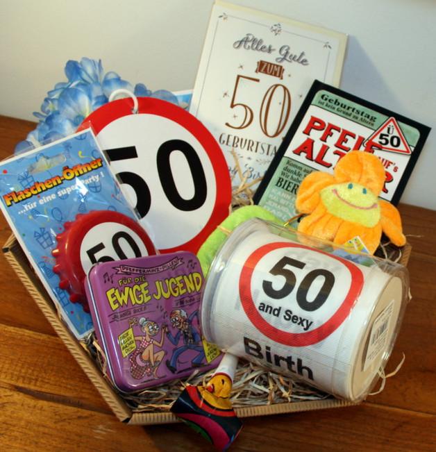 Geschenke Zum 50 Geburtstag Männer  Geschenke für Männer Geschenkidee 50 Geburtstag