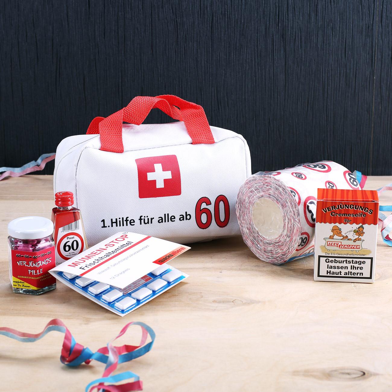 Geschenke Zum 60.Geburtstag  Geschenke zum 60 Geburtstag