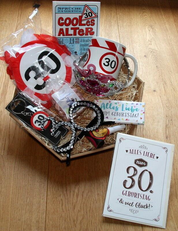 Geschenke Zum Geburtstag Frau  30 GEBURTSTAG GESCHENK Geburtstagsgeschenk Frauen Frau