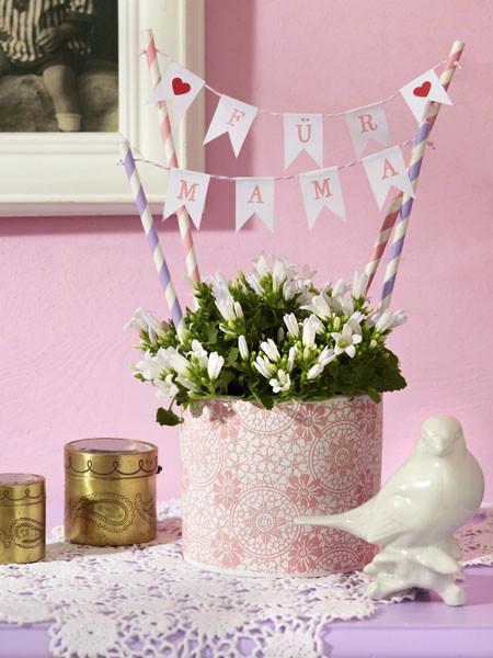 Geschenke Zum Muttertag Selber Machen  Muttertag Geschenke zum Selbermachen