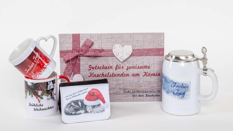 Geschenke Zum Nikolaus  Kostenlose Geschenke zum Nikolaus auswählen und selber