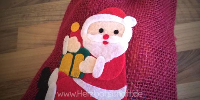 Geschenke Zum Nikolaus  Geschenkideen zum Nikolaus Nikolausstiefel säckchen und