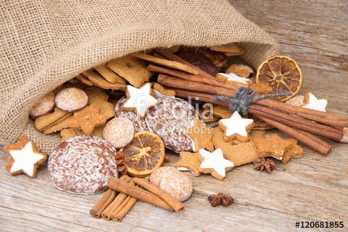 """Geschenke Zum Nikolaus  """"Geschenke zum Nikolaus"""" Stockfotos und lizenzfreie Bilder"""