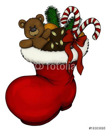 """Geschenke Zum Nikolaus  """"Weihnachten Nikolaus Stiefel Christmas Santa"""