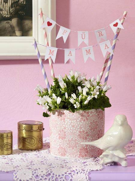 Geschenke Zum Selber Machen  Muttertag Geschenke zum Selbermachen