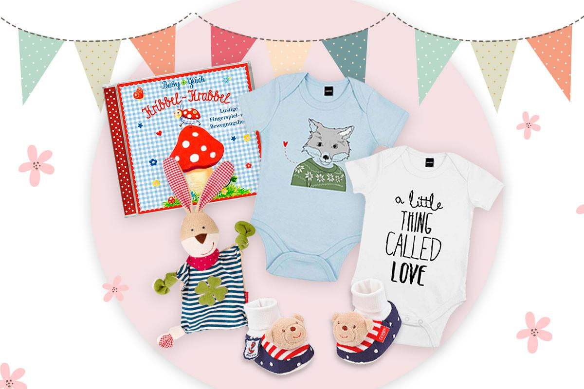 Geschenke Zur Geburt 2 Kind  Geschenke zur Geburt Bilder Familie