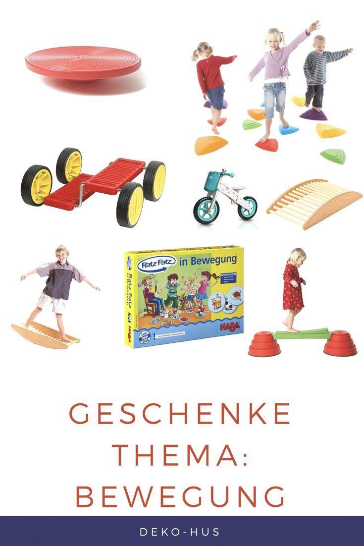 Geschenkideen 3 Jährige  Geschenke für 3 Jährige für Motorik Bewegung Kreativität