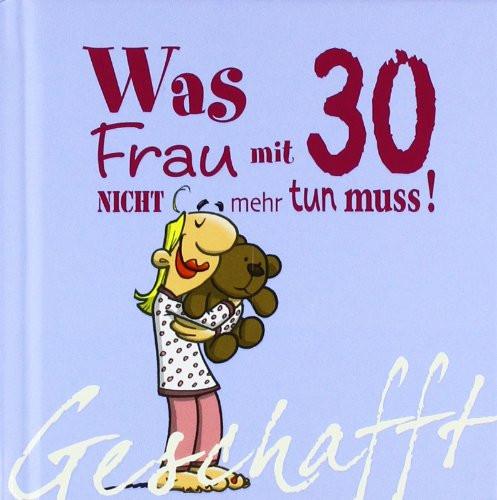 Geschenkideen Frauen 30  Geburtstag Geschenke Geschafft Was Frau mit 30 nicht