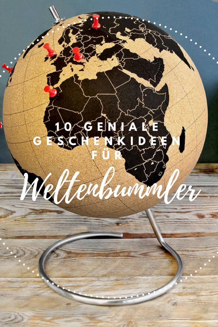 Geschenkideen Für Reisende  Ideen für geniale schöne und nützliche