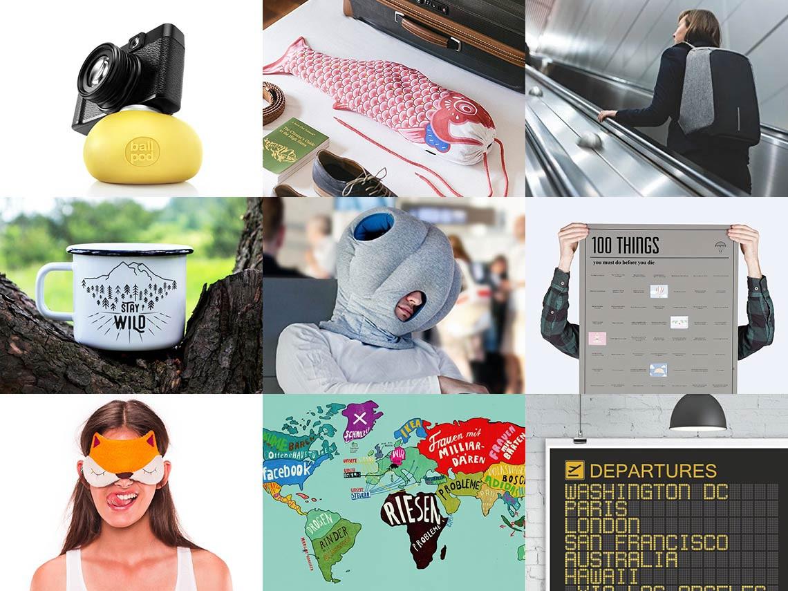 Geschenkideen Für Reisende  Die 61 besten Geschenke für Reisende – Ideen & Tipps
