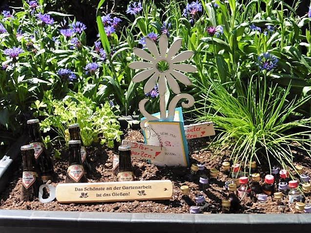 Geschenkideen Garten  Ein Garten als Geschenk – flaumfeder