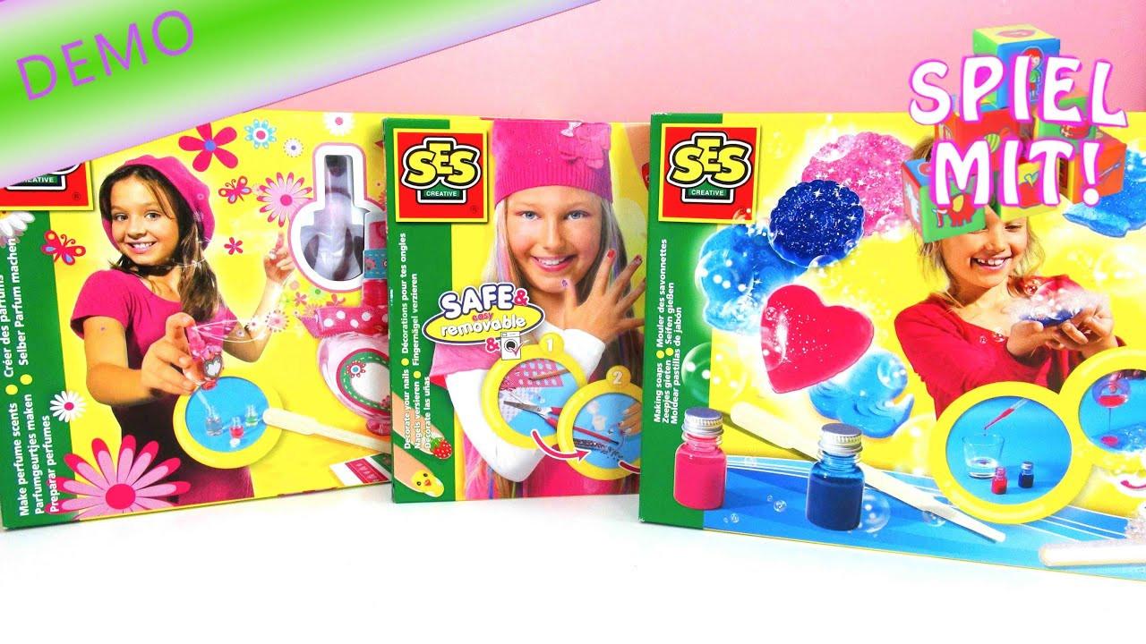 Geschenkideen Mädchen 2 Jahre  Geschenkideen für 6 bis 8 jährige Mädchen Kreativsets