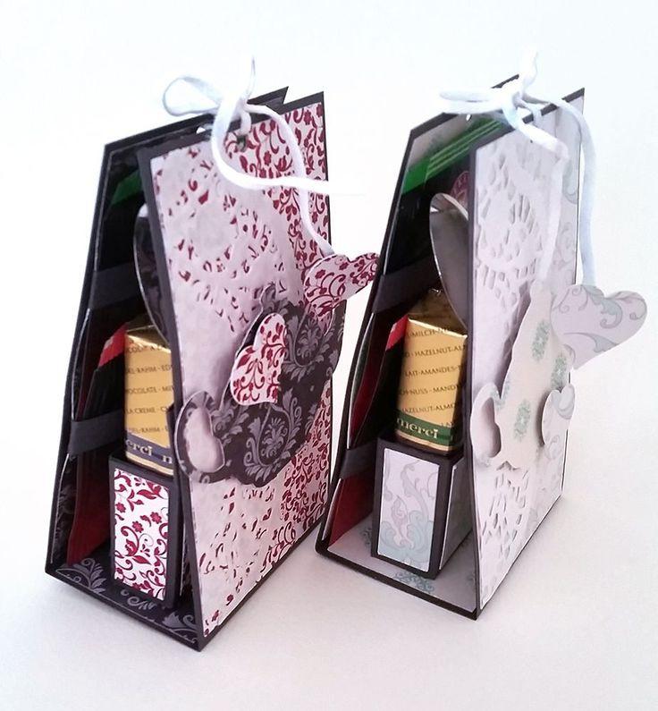 Geschenkideen Schwiegermutter  Merci Geschenk Box