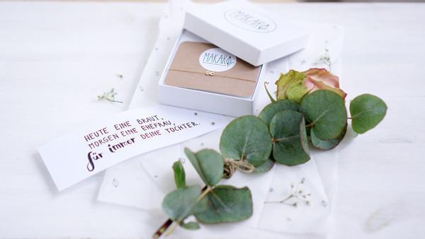 Geschenkideen Schwiegermutter  wedding – MAKAROjewelry