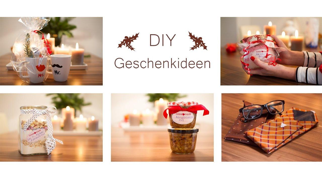 Geschenkideen Vater Weihnachten  [InLoveWithChristmas 2014] DIY Geschenkideen Weihnachten