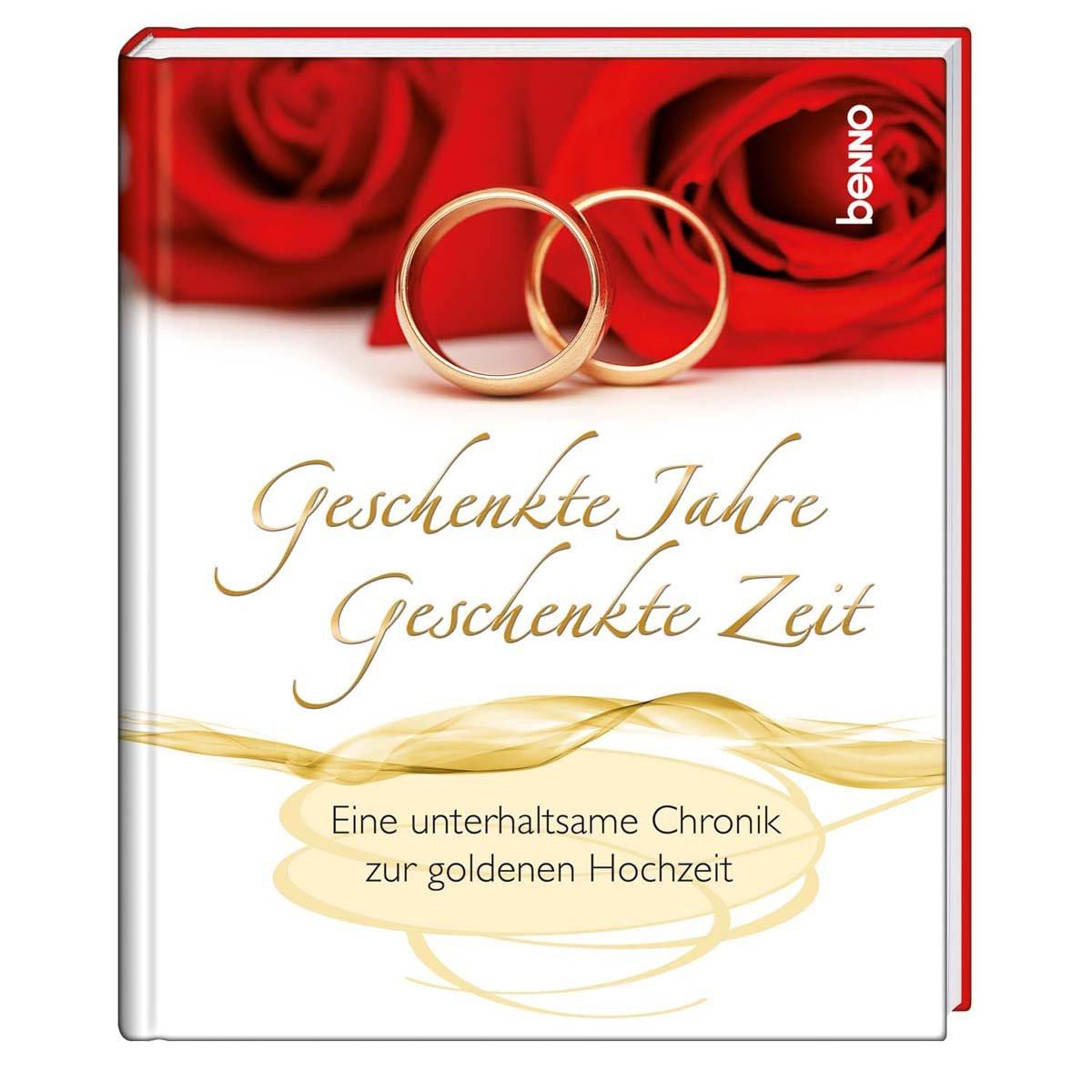 Geschenkideen Zur Goldenen Hochzeit  Die 10 Geschenkideen zur Goldenen Hochzeit