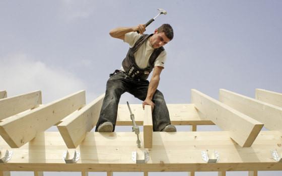 Gewährleistung Handwerk  Bauunternehmer Handwerker aktion pro eigenheim