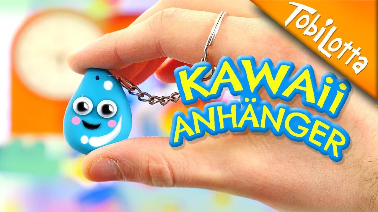 Glücksbringer Diy  Kawaii Glücksbringer DIY Bastelvideos
