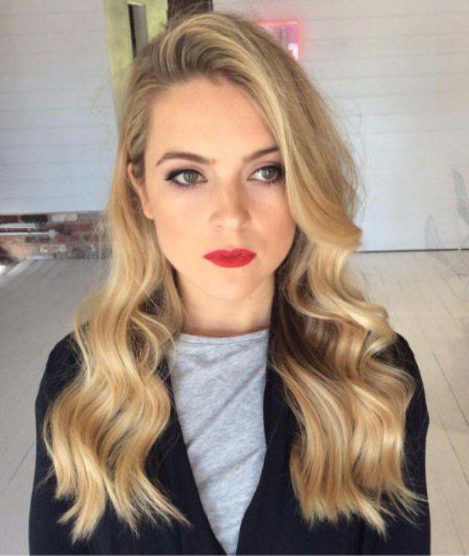 Gofeminin Frisuren  47 besten Locken Frisuren für lockiges Haar Bilder auf