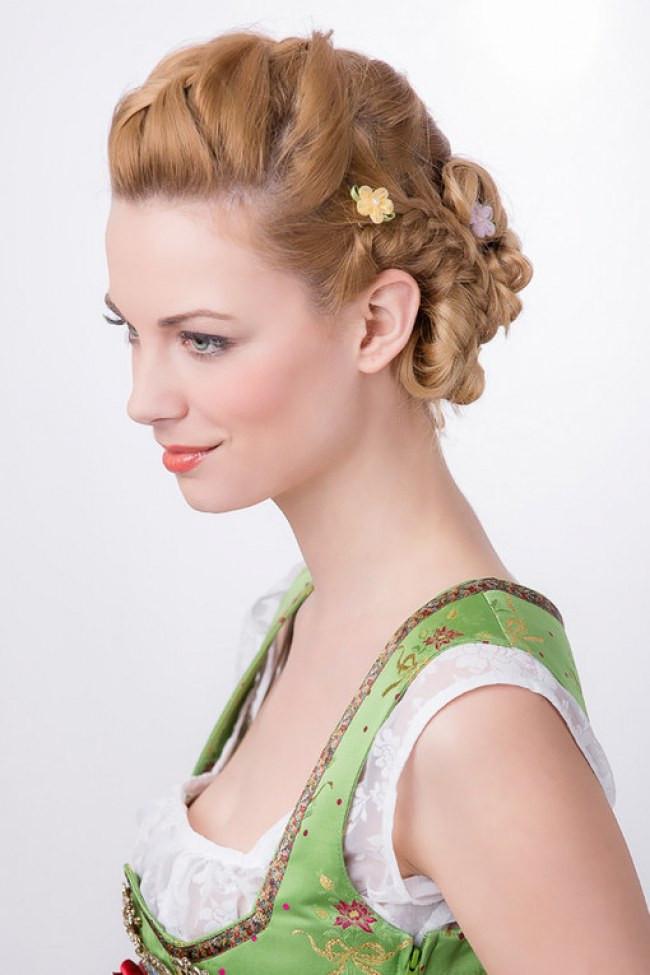 Gofeminin Frisuren  O Zopft is 3 zauberhafte Wiesn Looks zum Nachstylen