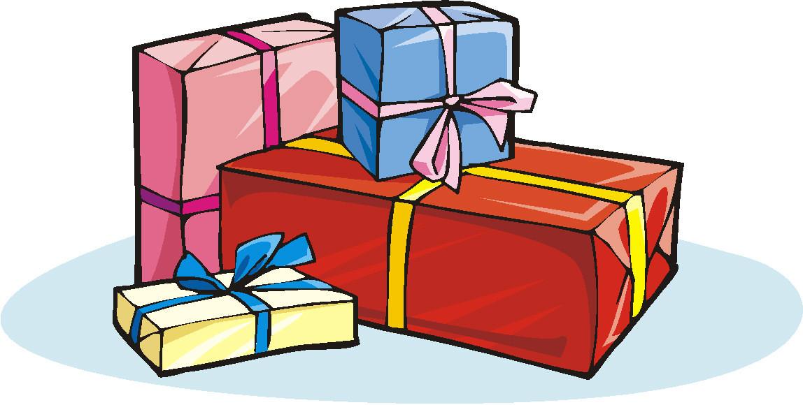 Gratis Geschenke  Geschenke Cliparts