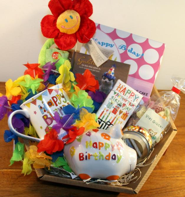 Ideen Geburtstagsgeschenke