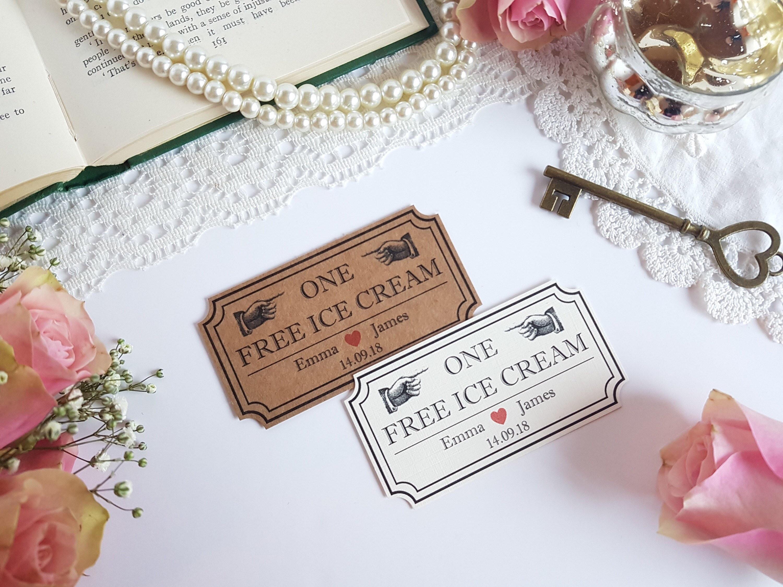 Gutschein Diy  Das perfekte Hochzeitsgeschenk DIY Gutschein basteln