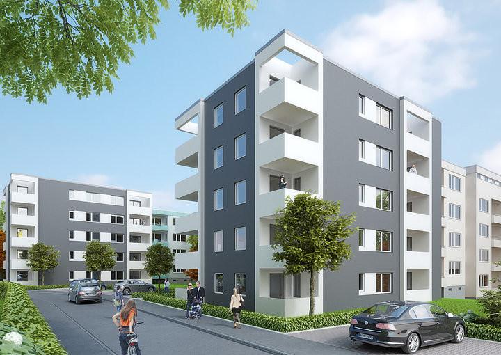 """Gwh Frankfurt Wohnung Mieten  Marburg Projekt """"300"""" GWH Bauprojekte GmbH"""