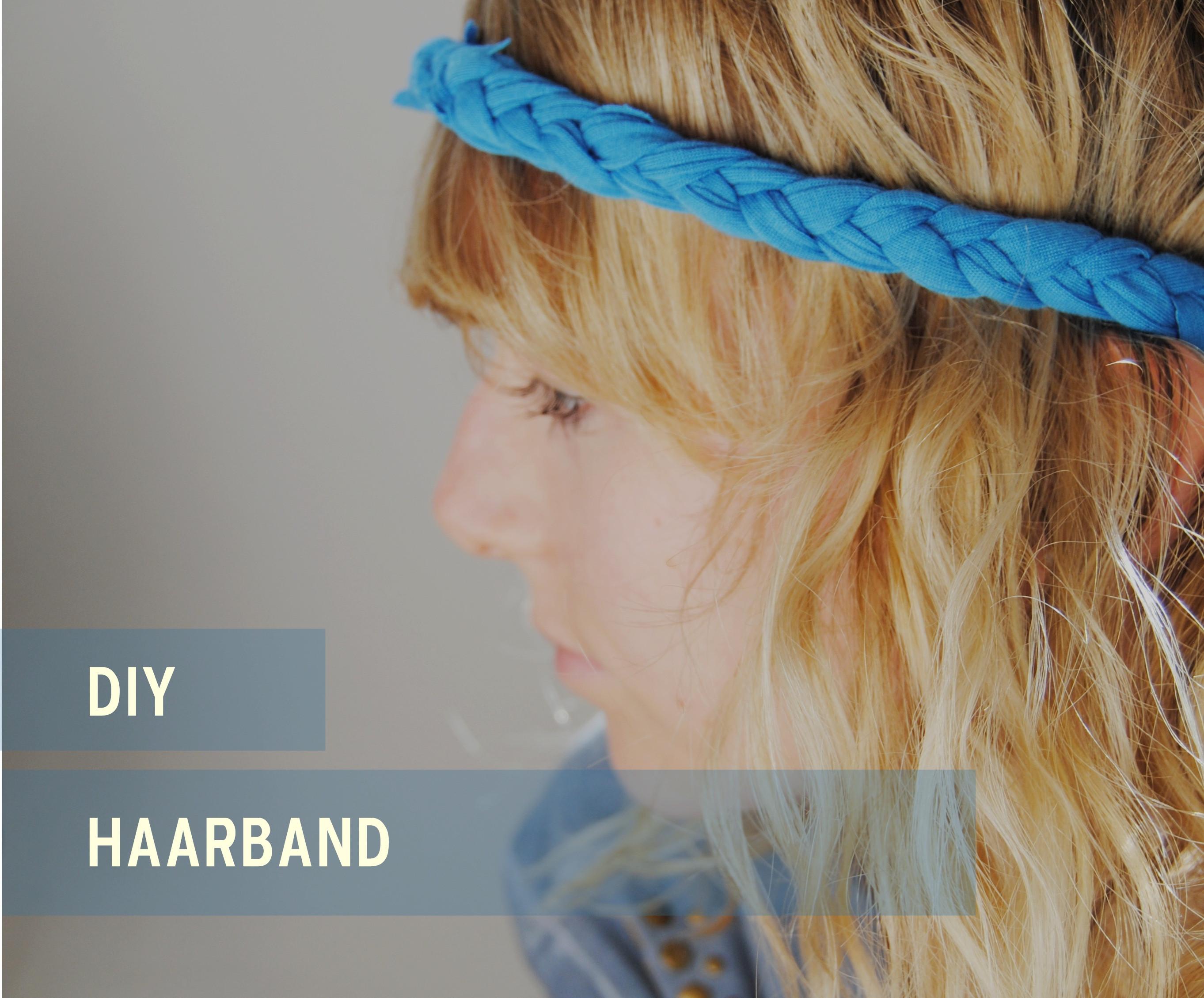 Haarband Diy  DIY – Haarband – littleinchy