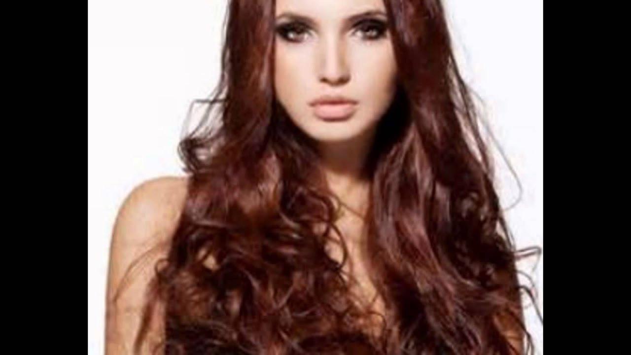 Haarschnitt Für Lange Haare  Lange Haare neuesten Haarschnitt für Frauen