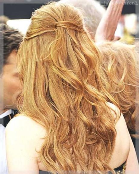 Halboffene Frisuren Festlich  Halboffene frisuren hochzeit