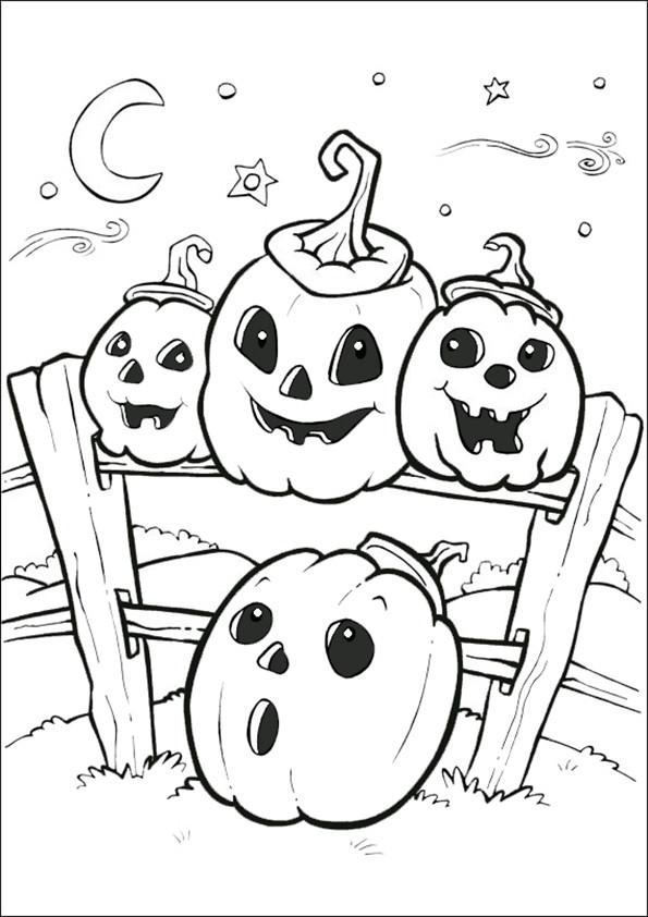20 der besten ideen für halloween ausmalbilder - beste