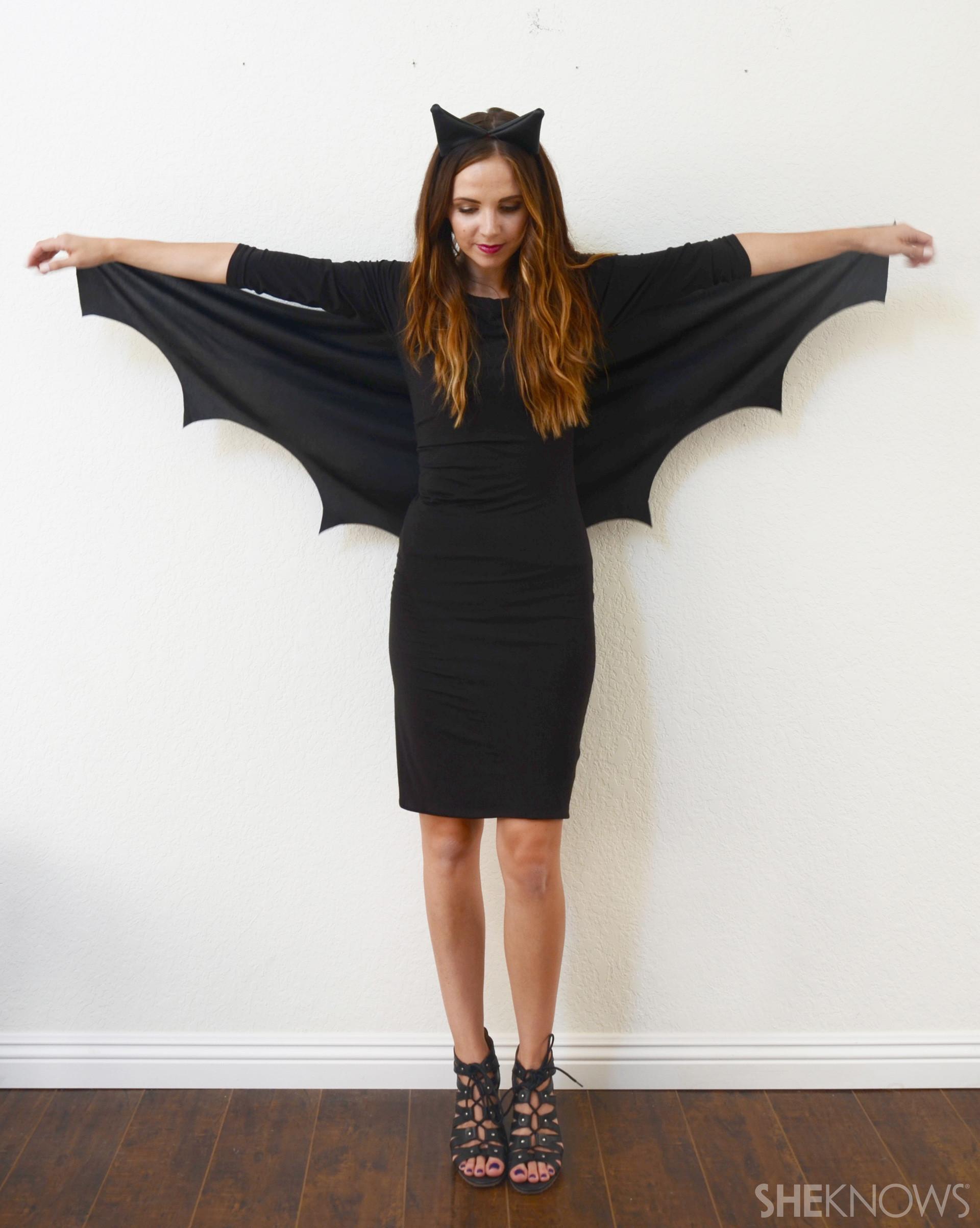 Halloween Diy Kostüm  15 Last Minute DIY Halloween Costumes To Whip Up