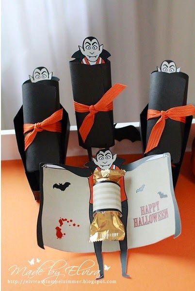 Halloween Geschenke  Halloween kleine Geschenke Halloween