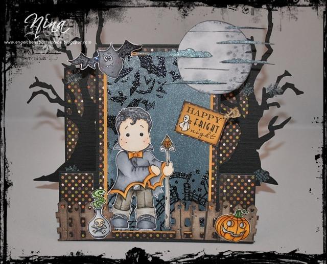 Halloween Geschenke  Engelchens Bastelstube Halloween Geschenke