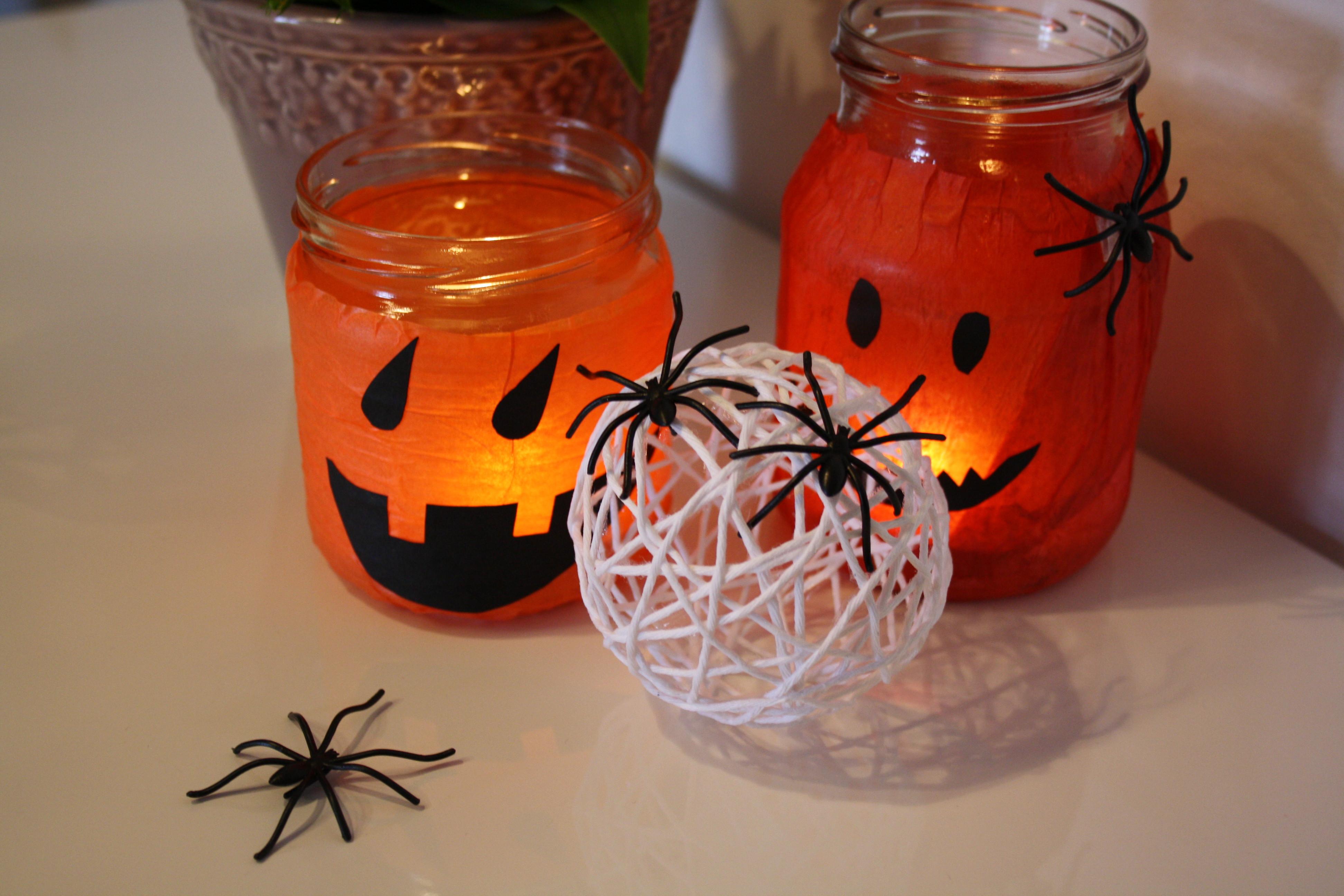 Halloween Geschenke  Halloween im Garten Deko Ideen für draußen