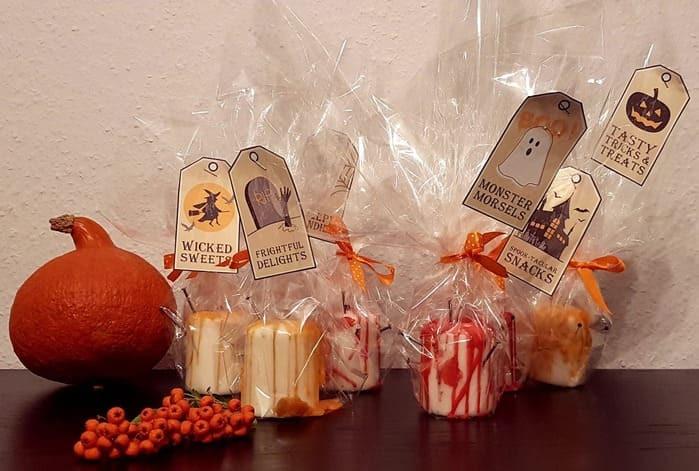 Halloween Geschenke  Kleine Halloween Geschenke basteln ⋆ DekoKing DIY