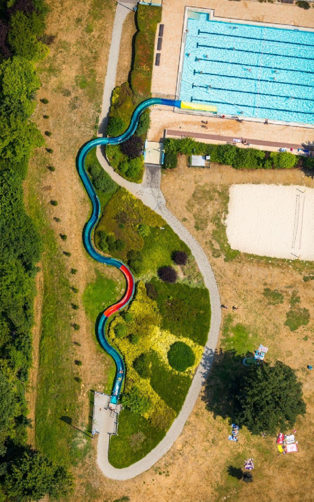 Haltern Am See Schwimmbad  Haltern Am See Freibad Aquarell Ostseesuche